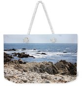 Rocky California Coastline Weekender Tote Bag