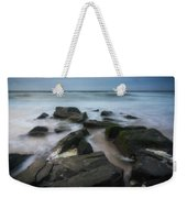 Rocky Coast Of New Jersey Weekender Tote Bag
