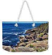 Rocky Coastline 1 Weekender Tote Bag
