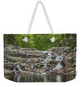 Rocky Falls Ozark National Scenic Riverways Dsc02788 Weekender Tote Bag