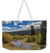 Rocky Mountain Afternoon Weekender Tote Bag