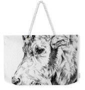 Rocky Mountain Goat Weekender Tote Bag