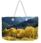 Rocky Mountain High Colorado - Landscape Photo Art Weekender Tote Bag