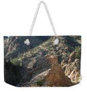 Rocky Mountain Mascot Weekender Tote Bag