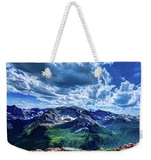 Rocky Mountain National Park I Weekender Tote Bag