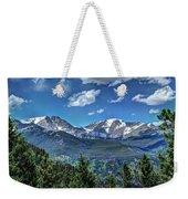 Rocky Mountain National Park IIi Weekender Tote Bag