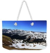 Rocky Mountain National Park Pano 2 Weekender Tote Bag