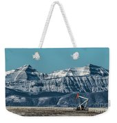 Rocky Mountain Oil Weekender Tote Bag