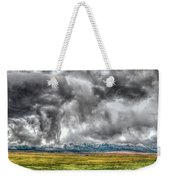 Rocky Mountain Panorama Hdr Weekender Tote Bag