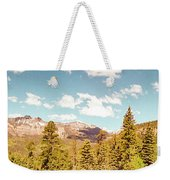 Rocky Mountain Panorama Too Weekender Tote Bag