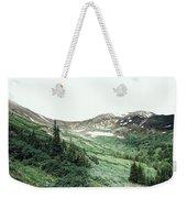 Rocky Mountain Vibes Weekender Tote Bag