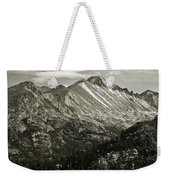Rocky Mountain Wonders Weekender Tote Bag