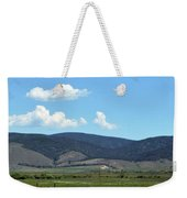 Rocky Mountains 3 Weekender Tote Bag