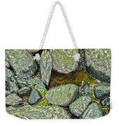 Rocky Nature Weekender Tote Bag