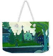 Rocky Neck Art Colony East Gloucester Ma Weekender Tote Bag