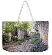 Rocky Pathway Weekender Tote Bag