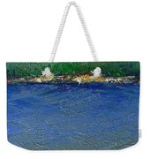 Rocky Point Dream At Bass Lake Weekender Tote Bag