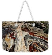 Rocky Pools - Wreck Island Weekender Tote Bag