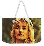 Rod Stewart Collection 1 Weekender Tote Bag