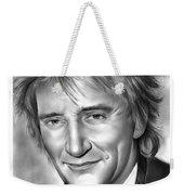 Rod Stewart Weekender Tote Bag