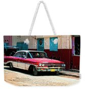 Rode Hard Weekender Tote Bag