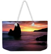 Rodeo Beach At Sunset, Golden Gate Weekender Tote Bag