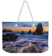 Rodeo Beach Sunset Weekender Tote Bag