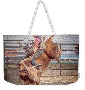 Rodeo Cowboy Weekender Tote Bag