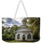 Rodney Baptist Church Weekender Tote Bag