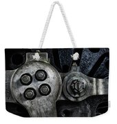 Rods And Bolts Weekender Tote Bag