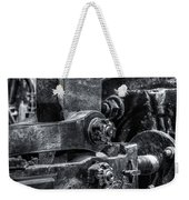 Rods Of Steel Weekender Tote Bag