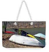 Rowboats Ashore  Weekender Tote Bag