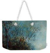Roedeer In The Morning Weekender Tote Bag
