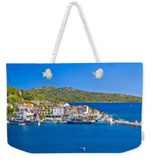 Rogoznica Harbor And Waterfront View Weekender Tote Bag