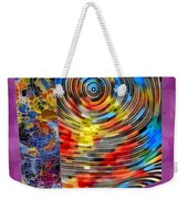 Roll With It Weekender Tote Bag