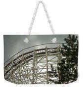 Roller Coaster 4 Weekender Tote Bag
