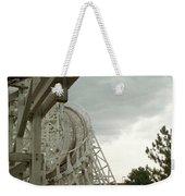 Roller Coaster 5 Weekender Tote Bag