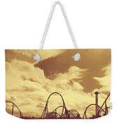 Roller Coaster Rides Weekender Tote Bag