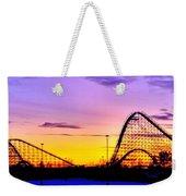 Rollercoaster Of Life Weekender Tote Bag