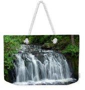 Rolley Lake Falls Dry Brushed Weekender Tote Bag