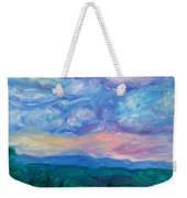 Rolling Beauty Stage One Weekender Tote Bag