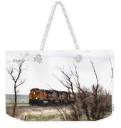 Rolling Into View Weekender Tote Bag