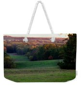 Rolling Meadow Weekender Tote Bag