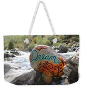 Rolling Water Dreams Weekender Tote Bag