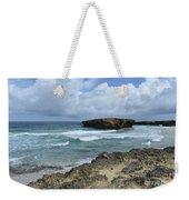 Rolling Waves On The Beach Known As Boca Keto Weekender Tote Bag