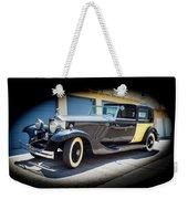 Rolls-royce Phantom II 1929 Weekender Tote Bag
