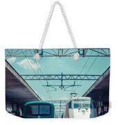 Roma Termini Railway Station Weekender Tote Bag
