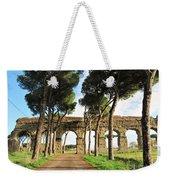 Roman Aqueducts Weekender Tote Bag