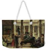 Roman Art Lover Weekender Tote Bag