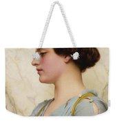 Roman Beauty Weekender Tote Bag
